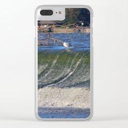 Dam Dance Clear iPhone Case