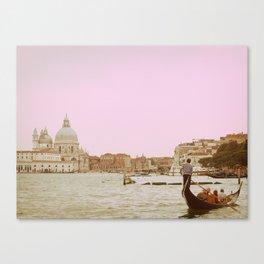 Venice in a Dream Canvas Print