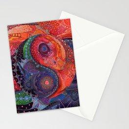 Buscando Equilibrio Stationery Cards