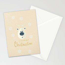 Christmas motif No. 4 Stationery Cards