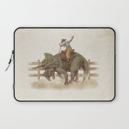 Dino Rodeo  Laptop Sleeve