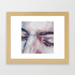 Unreal Framed Art Print