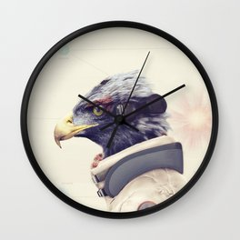 Star Team - Falco Wall Clock