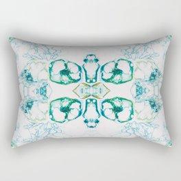 Fragmented 10 Rectangular Pillow