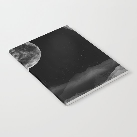 Between two moons Notebook
