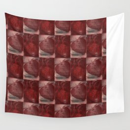 Cardio Fragaria Pattern Wall Tapestry