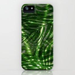 Leaves V10WL iPhone Case