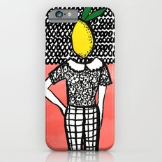 Lemon Head Slim Case iPhone 6s