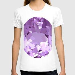 Precious Amethyst. T-shirt