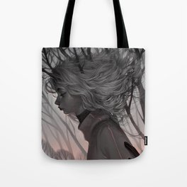 Tangled Tote Bag