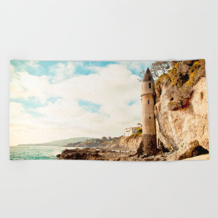 Once Upon A Dream... Beach Towel