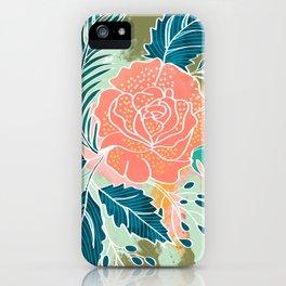 Framed Nature iPhone Case