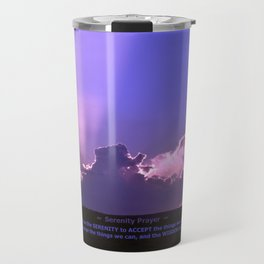 Serenity Prayer - III Travel Mug