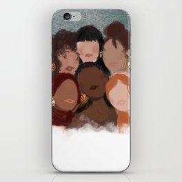Empowered Women iPhone Skin