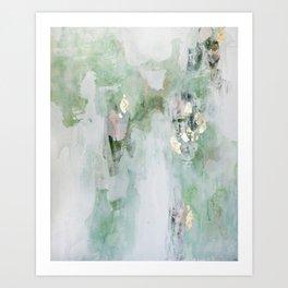Leaf It Alone Art Print