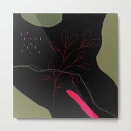minimal art Metal Print