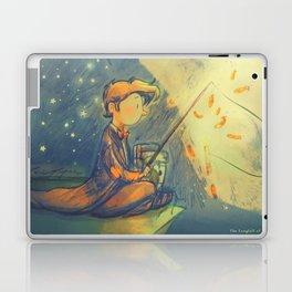 Fiskeri Laptop & iPad Skin