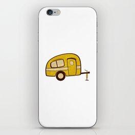 Camper iPhone Skin