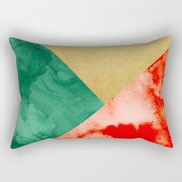 Holiday Spirit #society6 #buyart #decor Rectangular Pillow
