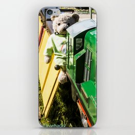 JoJo Bear Train Driver iPhone Skin