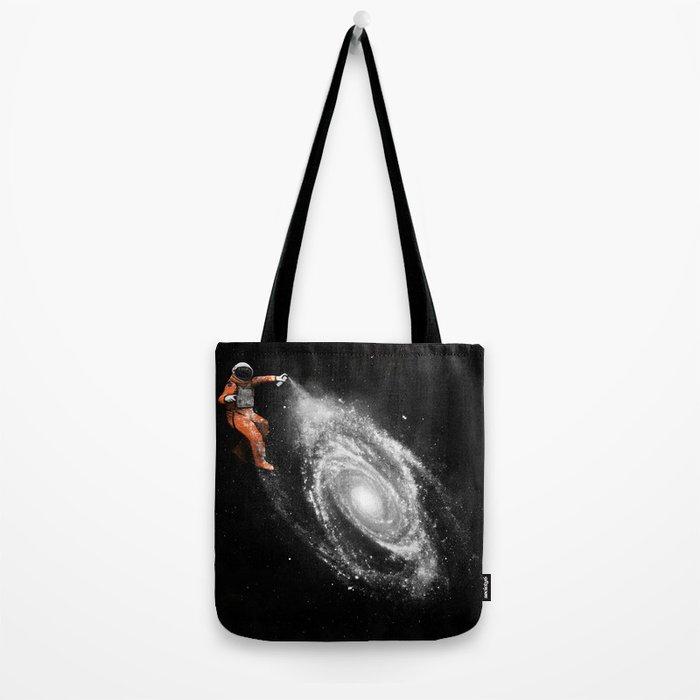 Space Art Tote Bag