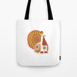 Ethno: Dymkovo Toy Tote Bag