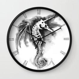 Pegasus of the Sea Wall Clock