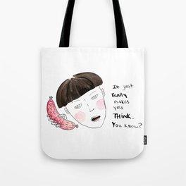 Sausage Girl 01 Tote Bag