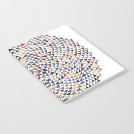 Phyllotaxis Triangles Notebook