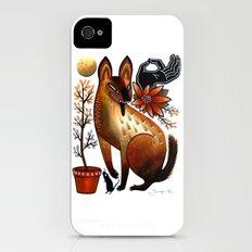 Autumn Desert Slim Case iPhone (4, 4s)