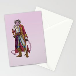 Mollymauk of the Mighty Nein Stationery Cards