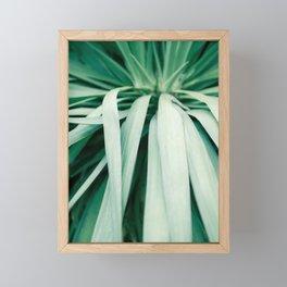 Needles Framed Mini Art Print