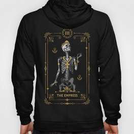 The Empress III Tarot Card Hoody