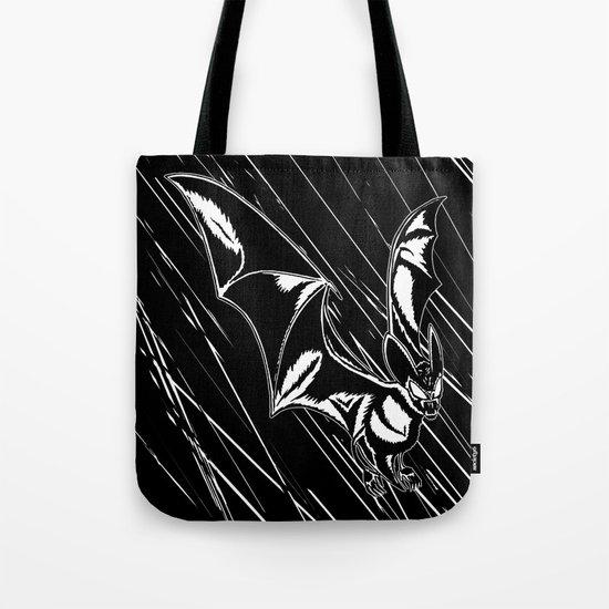 Bat Attack! Tote Bag