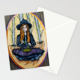 The Herbalist Stationery Cards