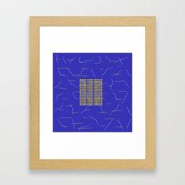 backwater jpg Framed Art Print