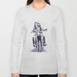 Biker Babes Long Sleeve T-shirt