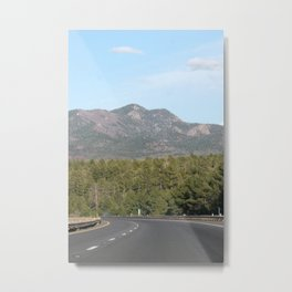 Road Trip to the Grand Canyon Metal Print