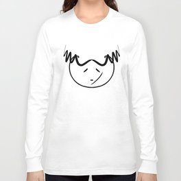 mio did a mistake Long Sleeve T-shirt