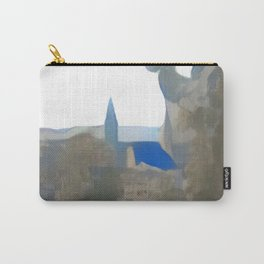 Blue Mainz Cathedral Carry-All Pouch