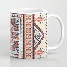Palestinian embroidery pattern Coffee Mug