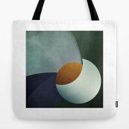 Birth of an Orange Tote Bag