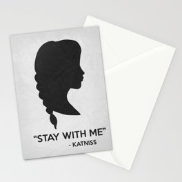 Stay With Me Stationery Cards