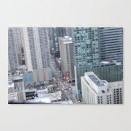 Chi City Canvas Print