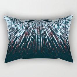 Disintegrated Rectangular Pillow