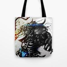 Zodiac  Taurus Tote Bag