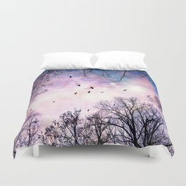 just imagine Duvet Cover