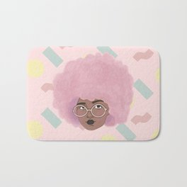 Bubblegum Girl Bath Mat