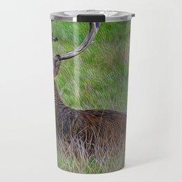 Resting Stag Travel Mug