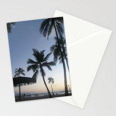 Blue Hawaiian Sunset Stationery Cards